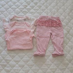 💝Little Me Pink Bundle